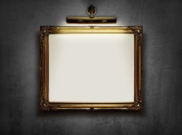 Impression de peinture sur toile
